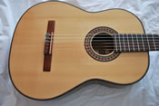 Thousand-Year-Old Pepperwood Flamenco Guitar