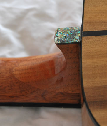 425_1000-Year-Old_Pepperwood_Flamenco_-_heel_cap-Guitar-Luthier-LuthierDB-Image-23